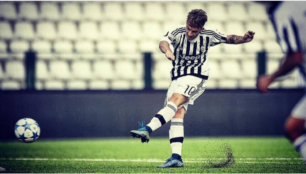 Luca Clemenza, numero 10 Juventus Primavera