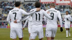 6° posto: Real Madrid, 241 punti