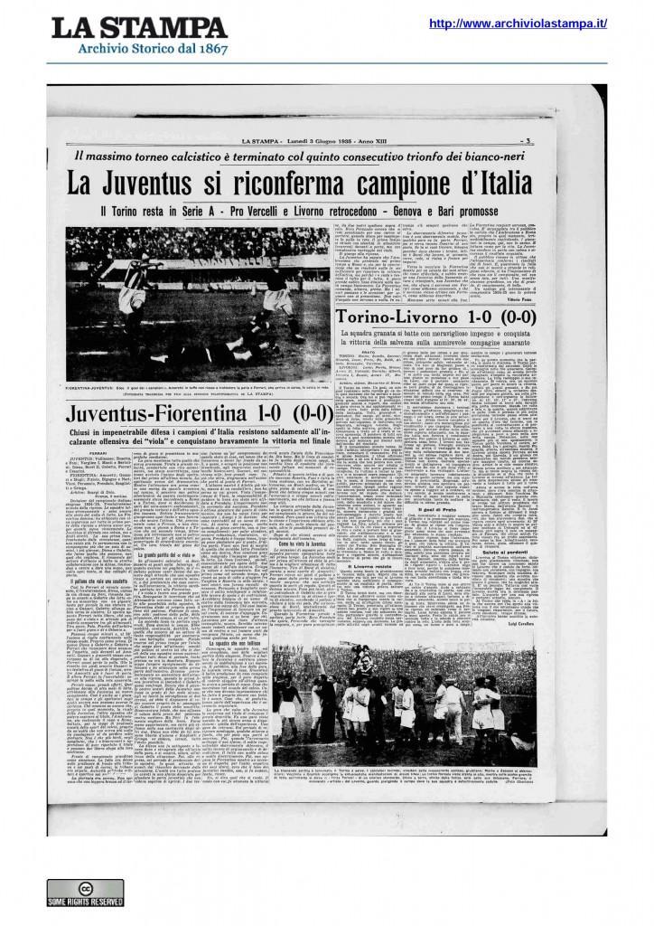 la-stampa-1935-quinto-scudetto