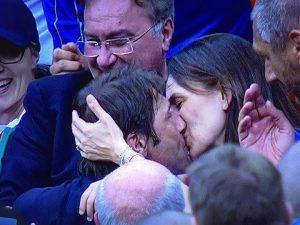 Conte bacio