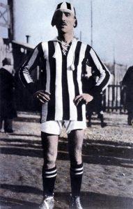 Carlo Bigatto nel 1935.