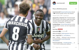 instagram-marchisio-asamoah