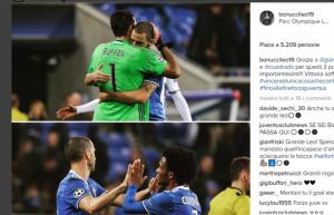 instagram-bonucci-lione-juventus