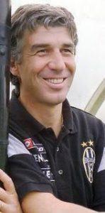 Gasperini allenatore delle giovanili della Juventus