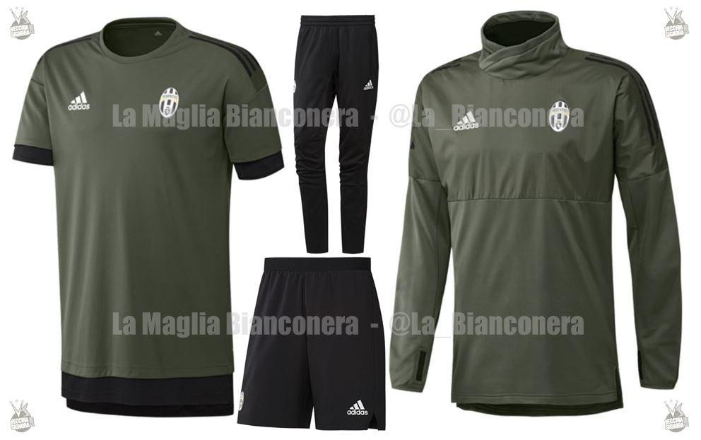promo code 34858 294e0 PHOTOGALLERY – Maglie Juventus 2017-2018: tornano le righe ...
