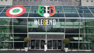 Scudetto 35 Juventus Stadium