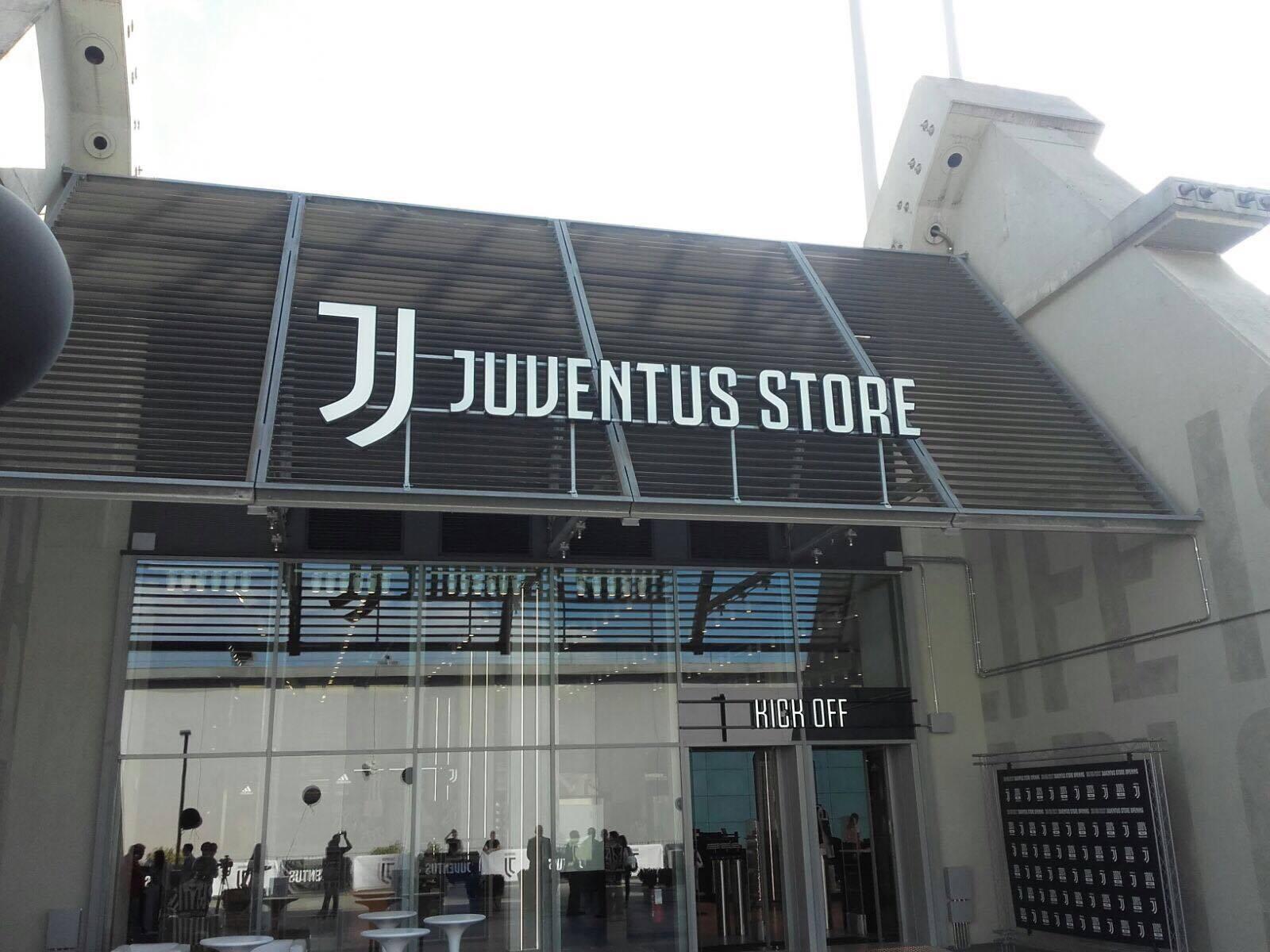 Juventus online shop