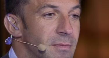"""Del Piero: """"La rimonta contro l'Atlético? Nessuna sorpresa"""""""