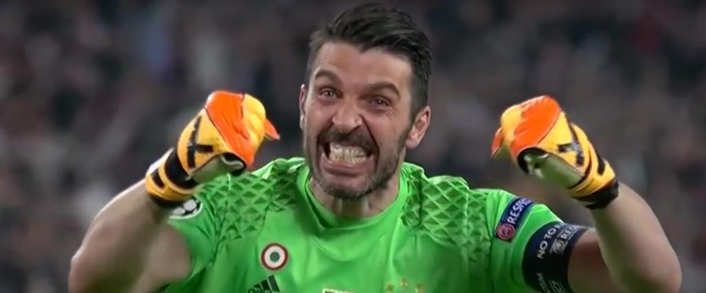 Buffon-PSG