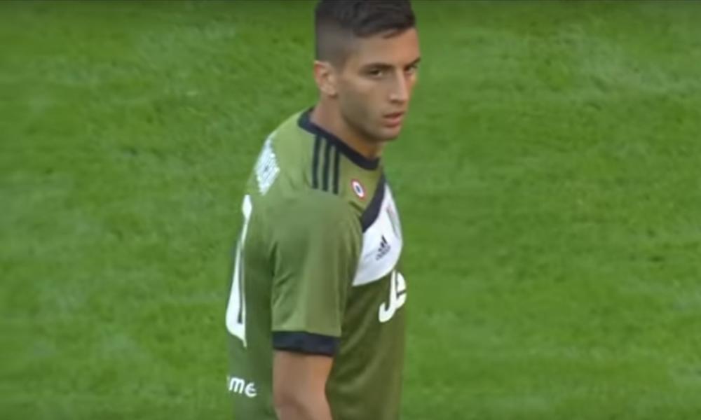 Seconda Maglia Juventus RODRIGO BENTANCUR