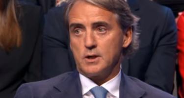 """Mancini: """"I giovani bravi devono giocare di più"""""""