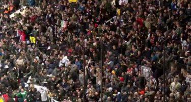 Tifosi bianconeri pronti a presentarsi ugualmente allo stadio per Juventus-Inter