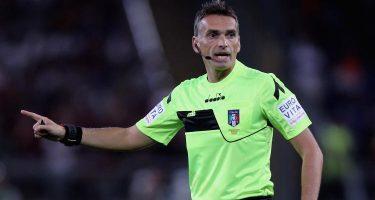 Juventus-Bologna: fischietto affidato a Irrati