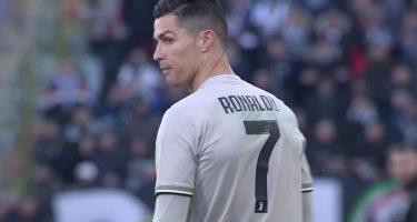 Multa a Ronaldo? Nessun problema: il portoghese la ripaga in due ore!