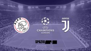 Dove vedere Ajax Juventus