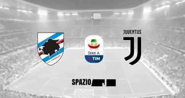 RELIVE SERIE A- Sampdoria-Juventus 2-0: bianconeri KO