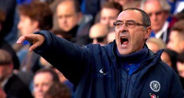 Sarri in pole per la panchina della Juventus