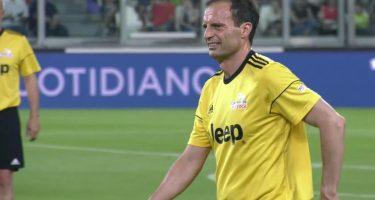 """Oggi allo Stadium la """"Partita del Cuore"""": in campo Pirlo, Chiellini, Buffon e.. Andrea Agnelli"""