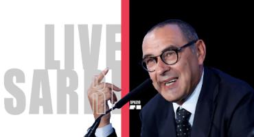 """Lione-Juventus, Sarri: """"Sento più l'obbligo di dover vincere in Italia"""", Bonucci: """"Con Chiellini cambia molto, ci dividiamo le responsabilità"""""""