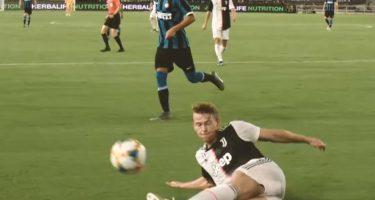 La Stampa – Ipotesi Juventus-Inter in chiaro in tv