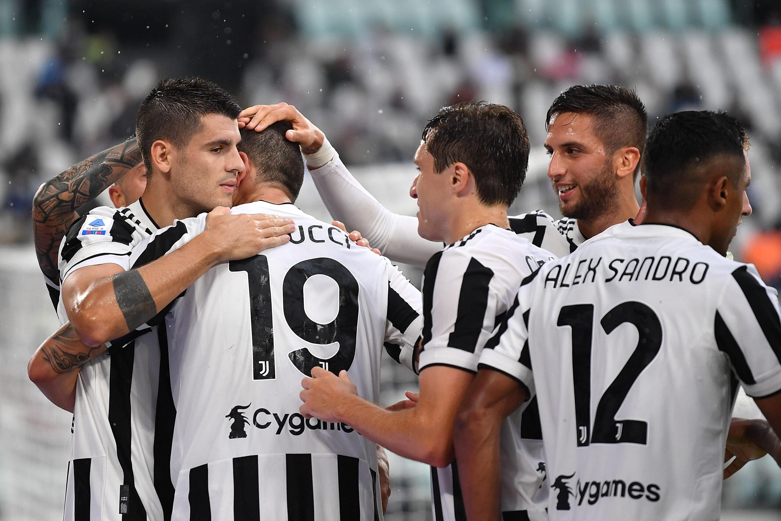 Inter-Juventus, Allegri esclude Chiesa