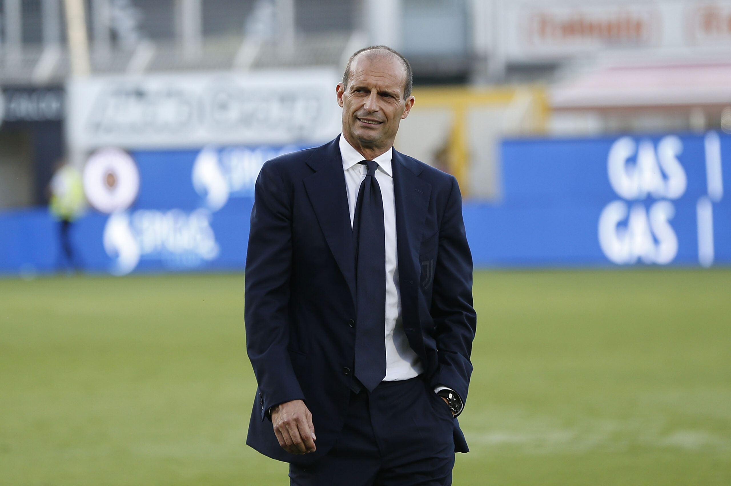 Juventus-Roma, Allegri ha scelto il duo offensivo