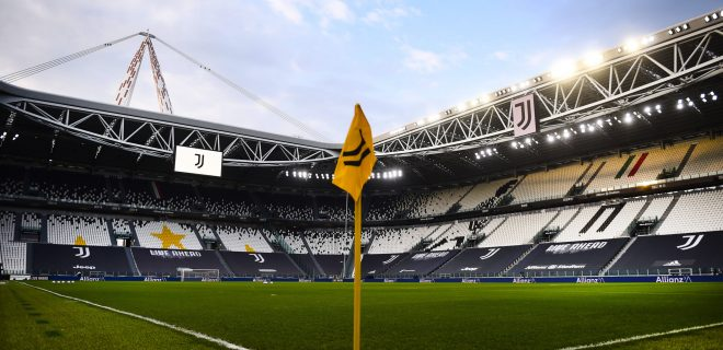 Torino 21/04/2021 - campionato di calcio serie A / Juventus-Parma / foto Nicolo Campo/Image nella foto: Juventus Stadium PUBLICATIONxNOTxINxITA