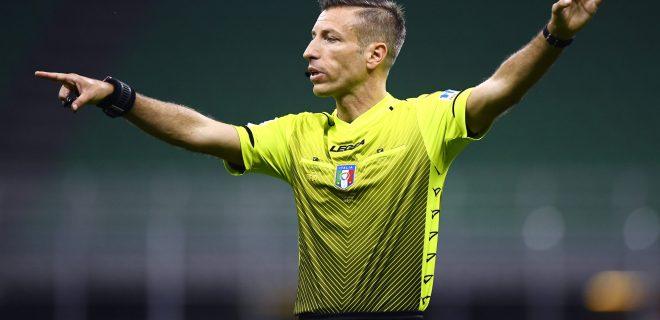 Milano 16/05/2021 - campionato di calcio serie A / Milan-Cagliari / foto Image nella foto: Davide Massa PUBLICATIONxNOTxINxITA