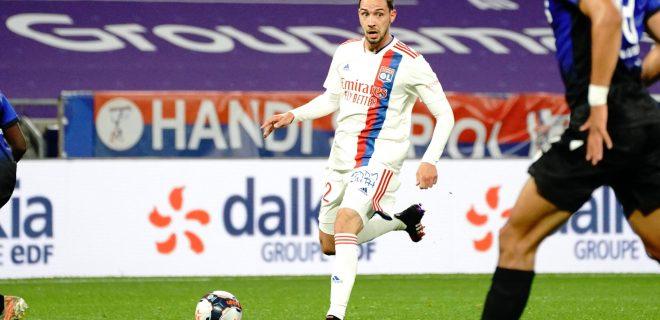 Mattia De Sciglio Lyon FOOTBALL : Lyon vs OGC Nice - Ligue 1 Uber Eats - Lyon - 23/05/2021 NorbertScanella/PanoramiC PUBLICATIONxNOTxINxFRAxITAxBEL