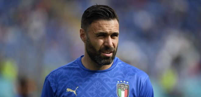 Salvatore Sirigu Italy during the Uefa European Championship, EM, Europameisterschaft 2020 match between Italy 1-0 Galles at Olimpic Stadium on June 20, 2021 in Roma, Italy. Noxthirdxpartyxsales PUBLICATIONxNOTxINxJPN 162915262