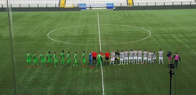 Youth League Juventus - BMG