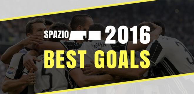 Best gol Juve