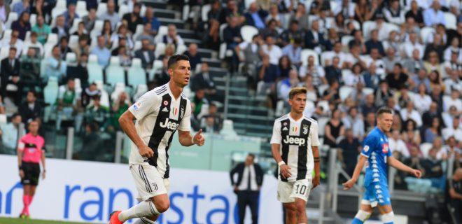 Cristiano Ronaldo SpazioJ 2018