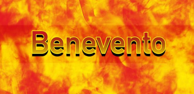 Benevento Serie A 2017 18