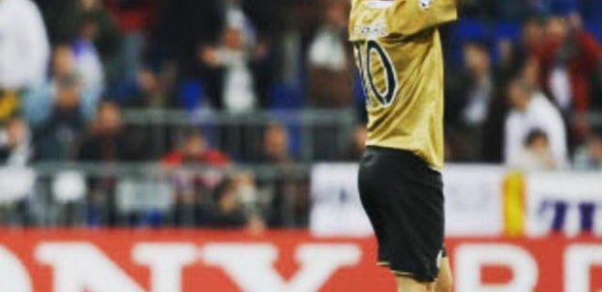 Del Piero Real Madrid 2008