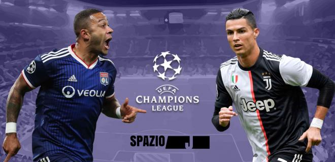 Lione vs Juventus