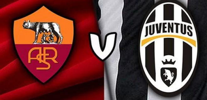 Diretta-Roma-Juventus