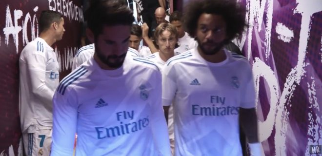 Isco Marcelo Real Madrid