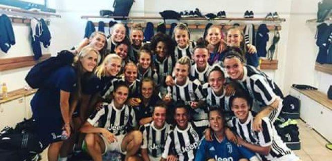 Juve femminile Juventus women spazioj 2017 2018