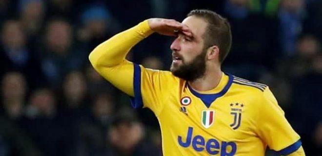 Higuain Goal Napoli