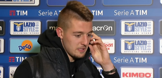 Sergej Milinkovic Savic screen yt