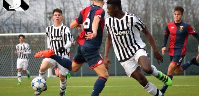 Mario_Foschini_Juventus_Genoa_Allievi_Kean rinnovo kean
