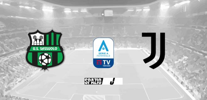 Sassuolo Juventus Women banner