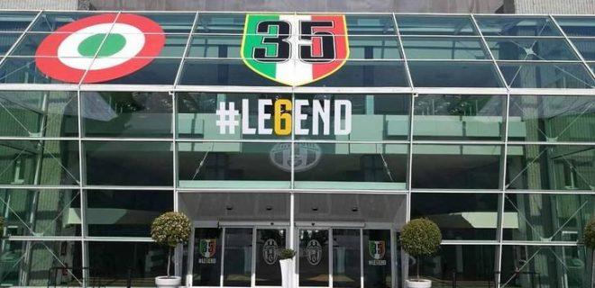 Scudetto 35 Juventus Allianz Stadium