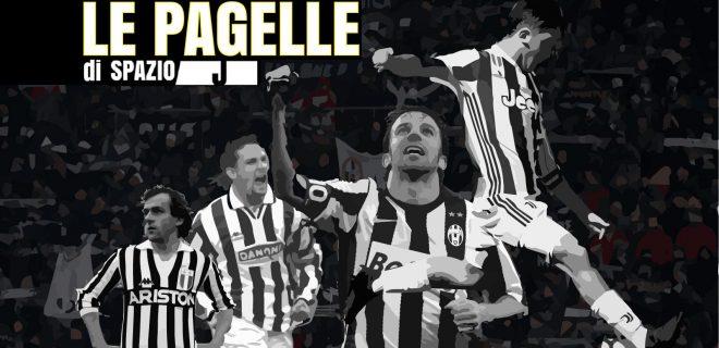 PAGELLE CAGLIARI-JUVE