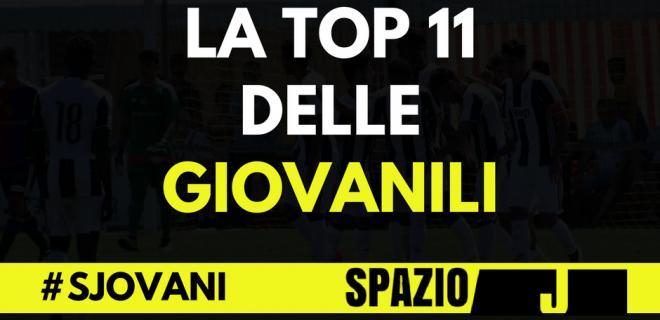 Top 11 giovanili SpazioJ