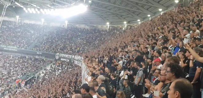 Curva Sud Juventus Allian Stadium