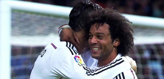 Marcelo e Ronaldo