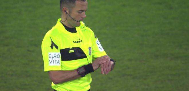 Arbitro Marco Guida