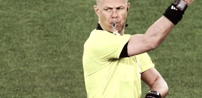 Arbitro Bjorn Kuipers